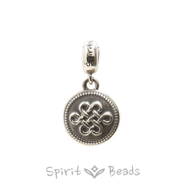 Spiritbeads Endloser Knoten Anhänger