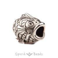 Spiritbeads Koi Silber