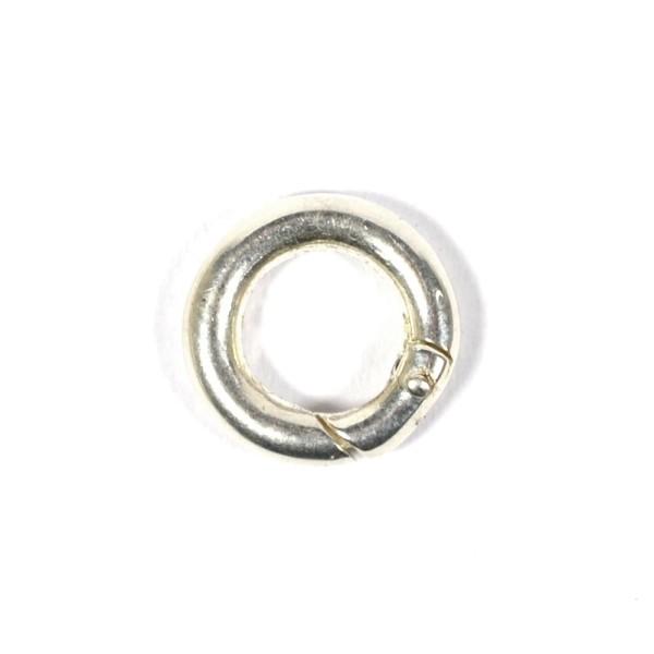Spritibeads Adapterclip für Ketten Silber