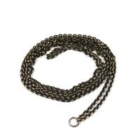 Spiritbeads Silberhalskette für Beads und Anhänger