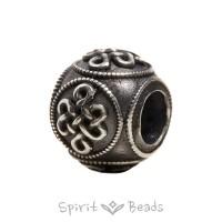 Spiritbeads Endloser Knoten rund
